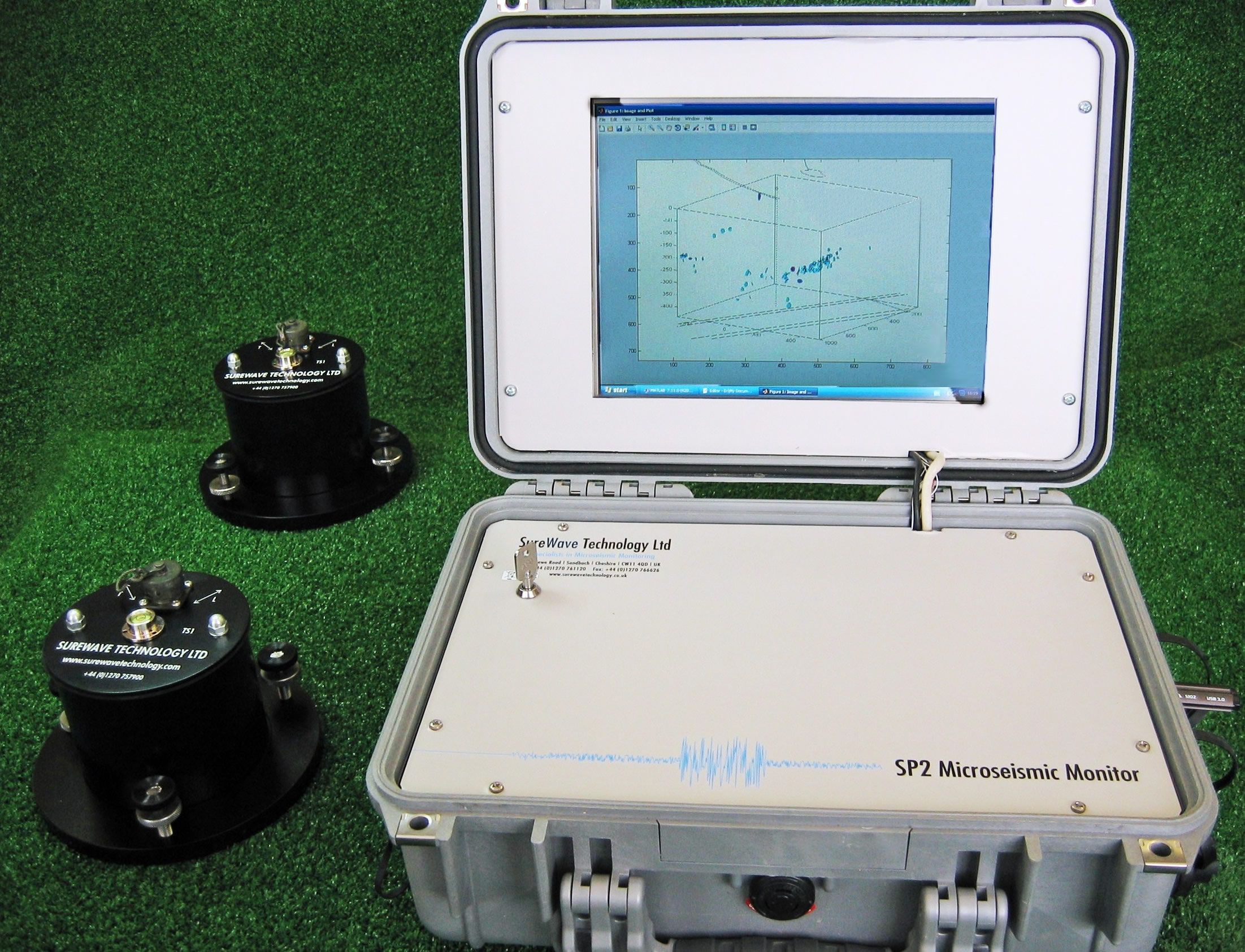 Mine Monitor; Trapped Miner Detection; Micro Seismic Monitor; TSF Monitoring; Mine Stability Monitoring